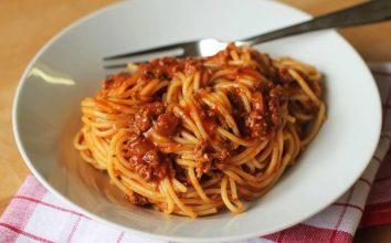 Napoliten Spagetti