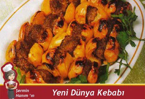 Yenidünya Kebabı Yemeği Tarifi